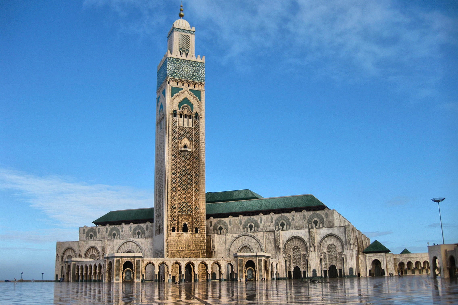 Casablanca grand hassan ii mosque & rabat u2013 all morocco travel